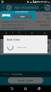 Auto+Tatkal: IRCTC Tatkal Ticket Booking Apk Download For Android 6