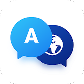 Translate Now - best voice translator app Icon