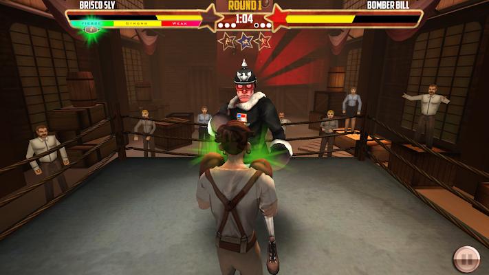 Fisticuffs - screenshot