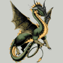 Dragon collector RPG icon