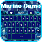 Marine Camo Keyboard icon