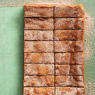 Cinnamon Bars