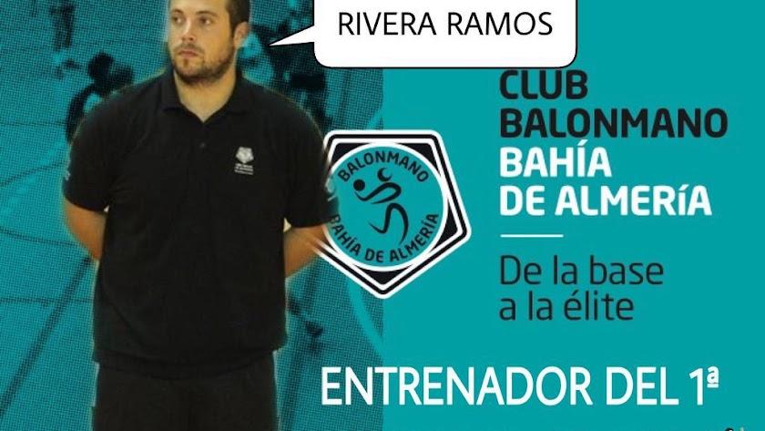 Rivera, entrenador.