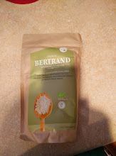 Photo: BERTRAND Vanilla  Order: May 17 Arrived: May 30  Taste warm:watery oats  cold:oatmeal  Texture warm:watery gritty oats  cold:thicker,blended cold oatmeals                                      Fullness ihadtogobackforasecondpint,butwasnolongerravenous.sosomewhatfilling? Like when you have a sandwich and you are no longer hungry but could totally eatsomechips, then a bit later you eat the chips because you are a little hungry.    Notes Due to vague directions I blended 1Qt water with whole packet then poured into bottles to bring to work and Hacksburg. I didn't get much vanilla. Idislikevaguedirectionslike1/3containerpluswater. Pleaseindicateonyourpackagingtheamountofmixtowaterforoneserving,andforthewholebag.In cupsandinweigtforpowderb/csometimesidonotwanttobreakoutscales.hellineverwanttobreakoutscales.MuchbetterwarmthancoldIMO, and I would purchase this again if I didn't like soylent more. This is tasty though.   buy:http://bertrand.bio/  Project Tag:https://amazonv.dreamwidth.org/tag/soylent+experiment  Spreadsheet:https://docs.google.com/spreadsheets/d/1c_ceOFR7S_4qUiVcEG3ykQiSRpuc13PnmcraBwklDWg/edit#gid=0  Photos:https://plus.google.com/photos/104379818983119483801/albums/6137295043742319505  writeup:http://amazonv.dreamwidth.org/59604.html