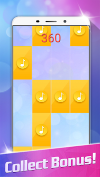 Magic White Piano: Music Tiles APK screenshot thumbnail 5