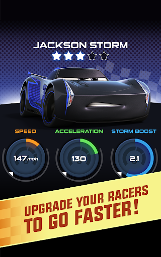 Cars: Lightning League for Android apk 2