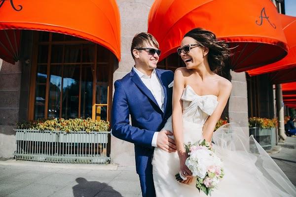 Свадебный фотограф Анна Евграфова (FishFoto). Фотография от 04.11.2016