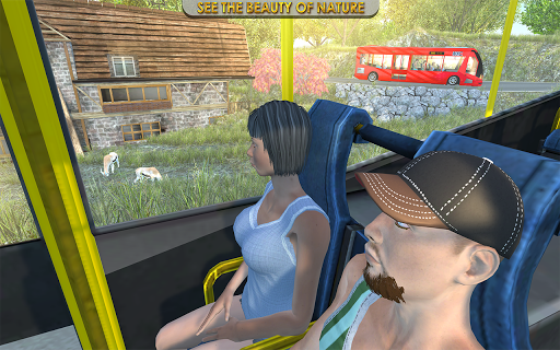 Coach Bus Simulator Parking  screenshots 8