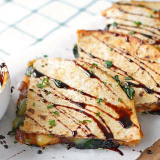 Sweet Potato and Gouda Quesadillas