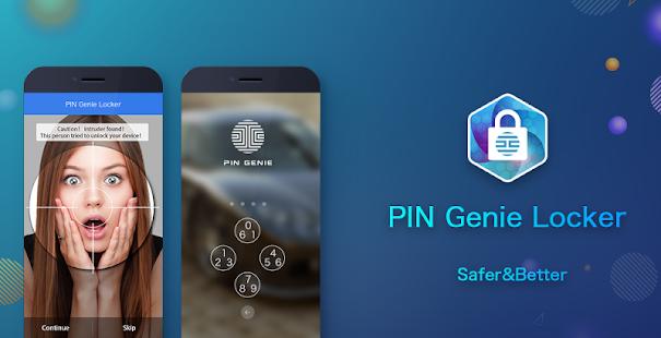 PIN Genie Locker-Screen Lock & Applock - náhled