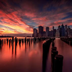 by Alexandru Popovski - Landscapes Sunsets & Sunrises