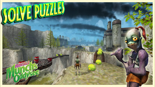 Oddworld: Munch's Oddysee for Android - Version 1 0 3 | Free