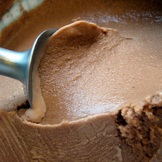 Guinness Milk Chocolate Ice Cream.