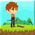 Platform Adventure 2D icon