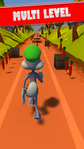 Bunny Run Adventure – Bunny Rabbit Running Games 2
