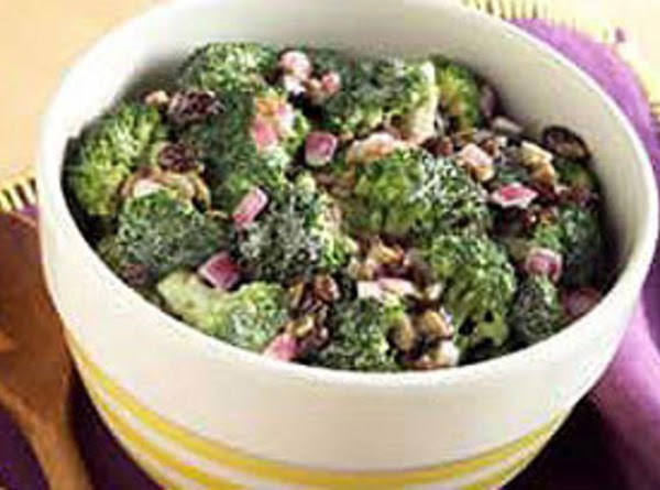 Easy-quick Broccoli Salad Recipe