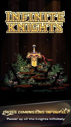 Infinite Knights - Turn-Based RPG 1.1.22 screenshots 5