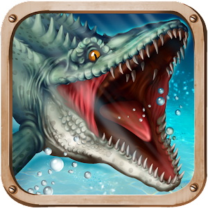 Jurassic Dino Water World v5.45 APK (Mod)