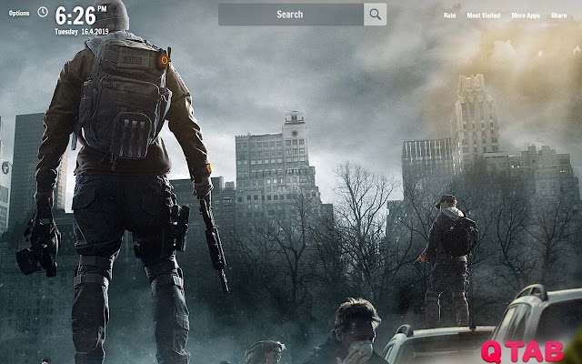 Tom Clancys The Division 2 Wallpapers
