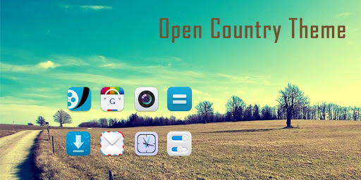 Open Country Theme