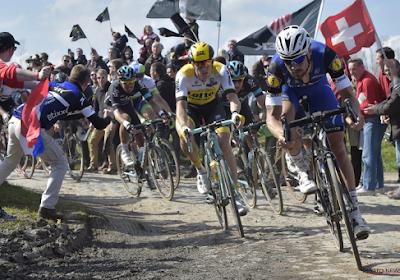 """Vanmarcke over Roubaix: """"Of ik het Boonen niet gun? Natuurlijk wel, half België komt dan klaar"""""""