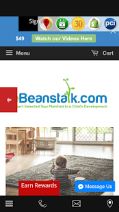 eBeanstalk- screenshot thumbnail