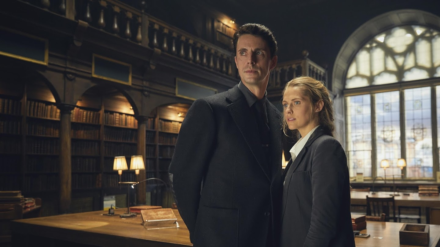 Watch A Discovery of Witches: Creator Series live