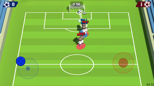 SuperStar Sports - Soccer - screenshot