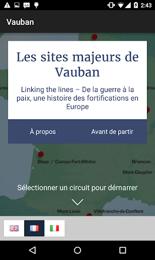 Vauban: Linking the Lines