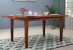 Stylish Dining Table in Jaipur Online Upto 55% discount - Wooden Street
