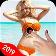 Touch On Girl Simulator- Girl Body Scan Prank 2020