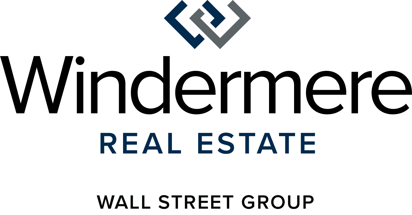 Logo for Windermere Real Estate Wall Street Group