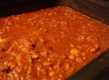 18-22 Qt Roaster Of Chili Recipe