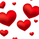 Heart Stickers APK