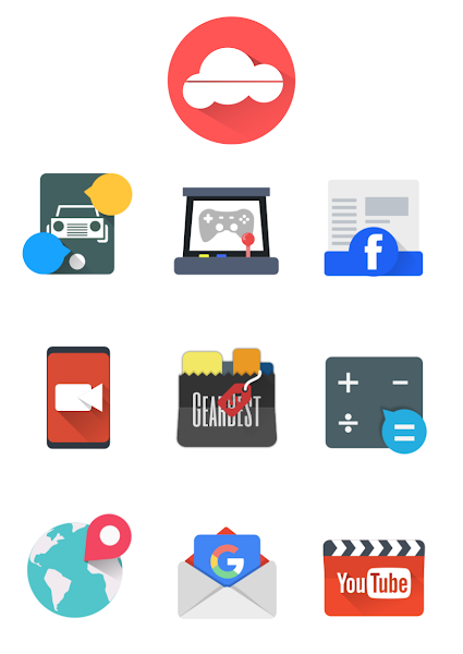 Oranchelo icon pack v2.0.1.0 [Patched]