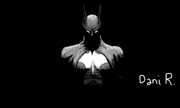 Photo: Batman by Dani R. http://sketchtoy.com/18258457