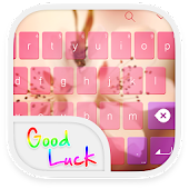 Emoji Keyboard-Good Luck