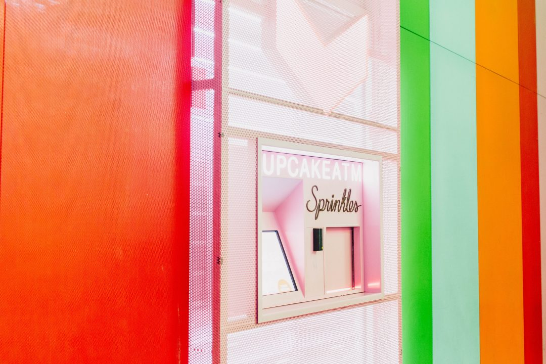 Southern California attractions | Sprinkles Cupcakes ATM