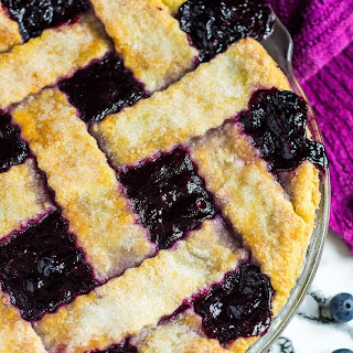 Blueberry Pie Without Cornstarch Recipes.