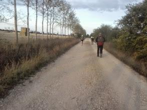 Photo: Etapa 16. Via Aquitania. Calçada romana (17 Qm).
