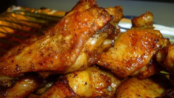 Smokey Cajun Wings Recipe