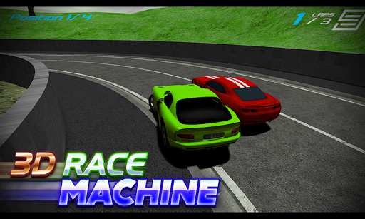 3D赛车机