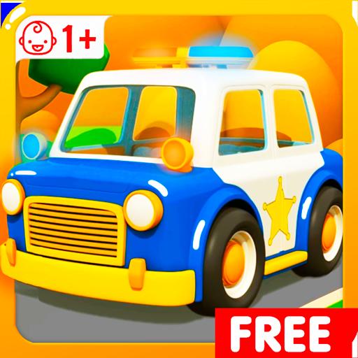 キッズパズル - 自動車 教育 App LOGO-硬是要APP