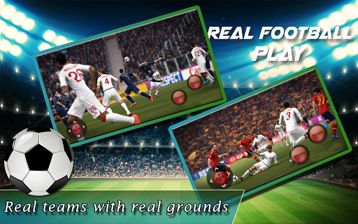 Real 3D Football Play