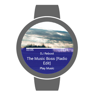 Music Boss for Android Wear Screenshot 13
