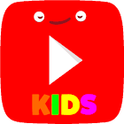 Kids videos for YouTube icon