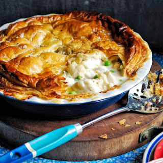 Creamy Fish Pie Recipe