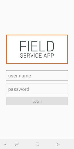 FieldService App screenshots 1