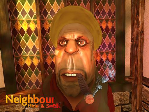 Scary Neighbor Escape Game 1.4 screenshots 1