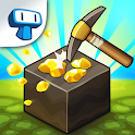 Mine Quest - Crafting and Battle Dungeon RPG icon